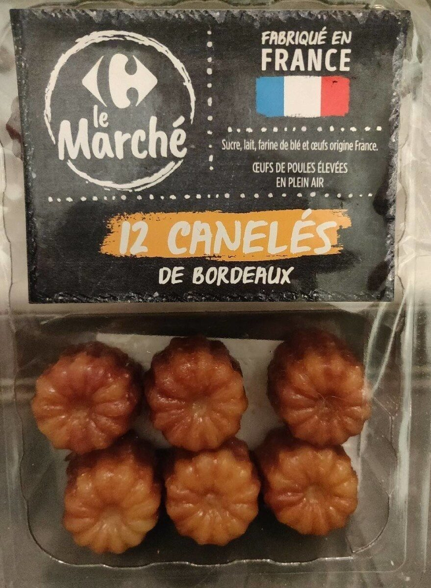 Cannelés - Product - fr