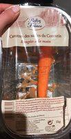 Carotte des sables du Cotentin - Produit - fr