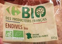 Endives bio - Product - fr