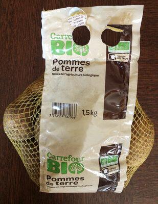 Pommes de terre à chair ferme - Produit - fr