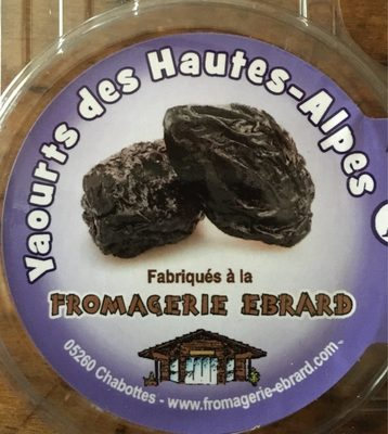 Yaourt des HAloes - Product