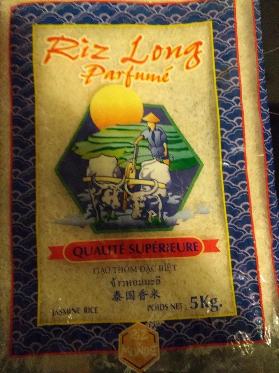 Riz Parf Thai Riziere 5Kg, - Produit - fr