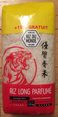 Riz long grain parfumé - Product - fr