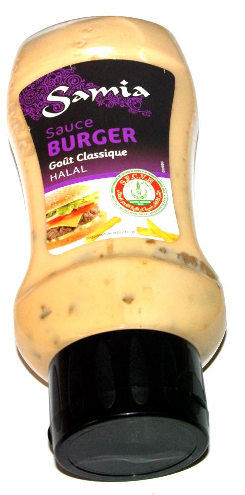 Sauce Burger goût classique (Halal) - Product