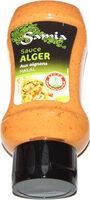 Sauce Alger aux Oignons - Prodotto - fr
