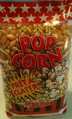 Maïs Pop Corn légumor   calories et informations nutritionnelles eee0cca19e5