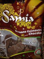 180G Ourson Chocolat Halal Samia - Produit - fr