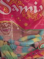 Bonbons vers piquants - Produit