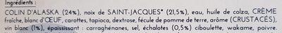 La Terrine aux Noix de Saint-Jacques à la Bretonne - Ingredients