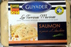 Les Terrines Marines Saumon et pointe de Ciboulette - Product