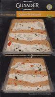 Mille-feuilles de Crabe & St-Jacques - Product