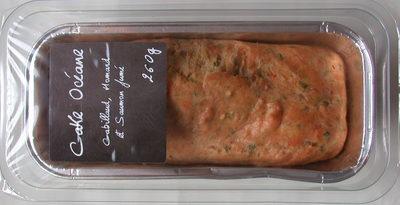 Cake Océane - Produit