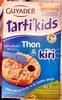 Tarti'Kids Thon & Kiri - Produit