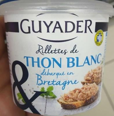 Rillettes de Thon Blanc - Product - fr