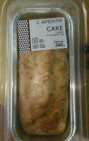 Cake chèvre et courgette - Produit - fr
