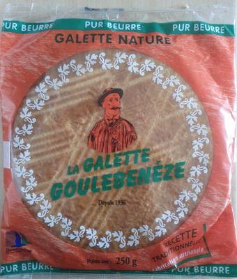 La Galette Goulebenéze - Produit