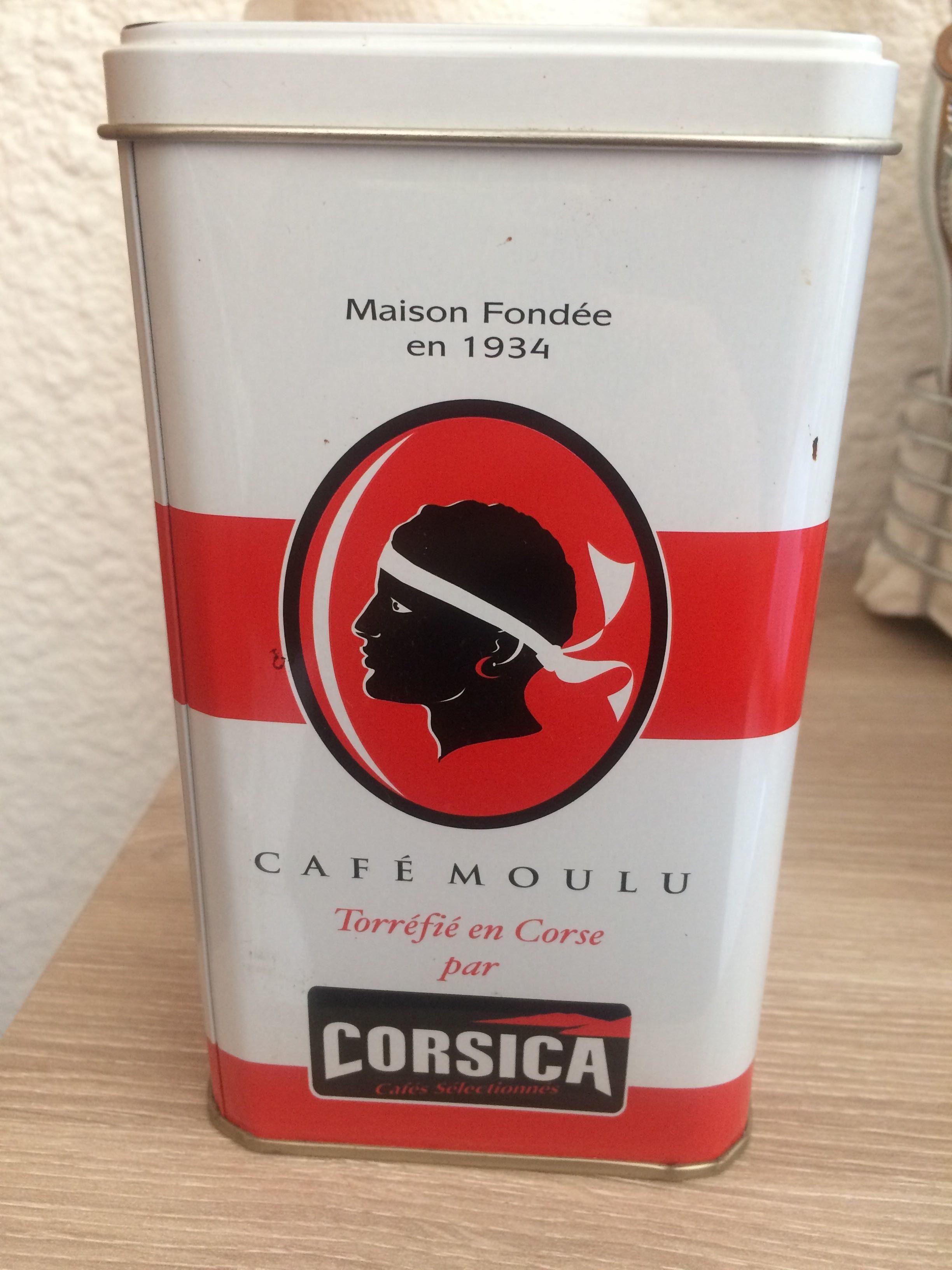 Café moulu - Product - fr
