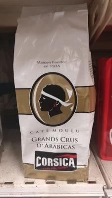 Grand Cru Arabica - Corsica - Product - fr
