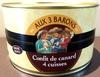 Confit de Canard - 4 cuisses - Produit