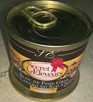 Bloc de foie gras de canard du sud ouest - Produit
