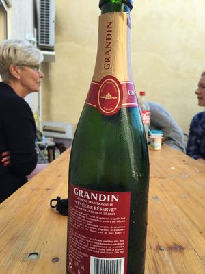 Vin mousseux - Produit - fr