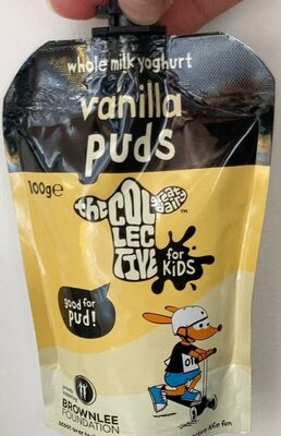 Vanilla puds - Product - fr