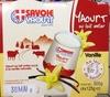 Yaourt au lait entier Vanille - Product