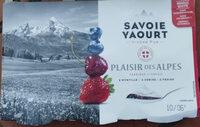Plaisir des Alpes - Produit - fr