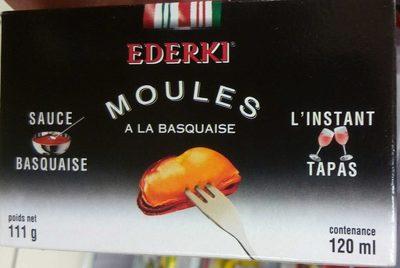 Moules sauce basquaise EDERKI - Produit - fr