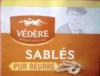 Sablés Pur Beurre - Produit - fr