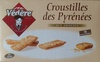 Croustille des Pyrénées aux amandes - Product