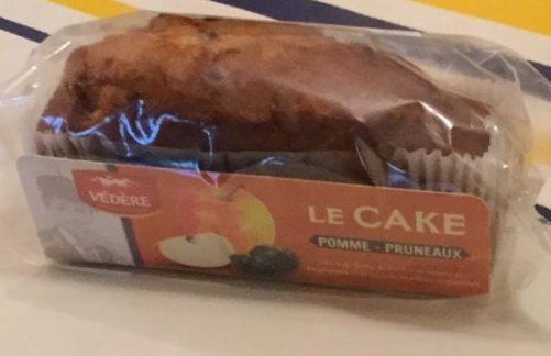 Le Cake Pomme-Pruneaux - Produit - fr