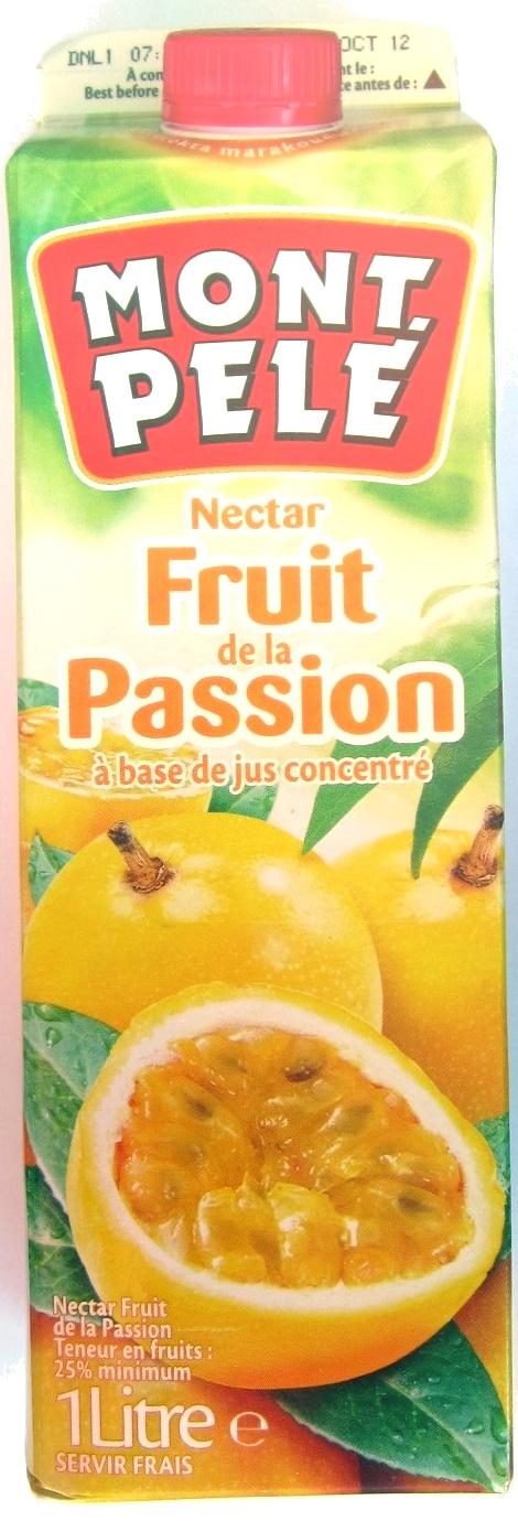 Nectar fruits de la passion à base de jus concentré - Product