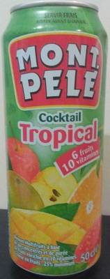 Cocktail Tropical - Product