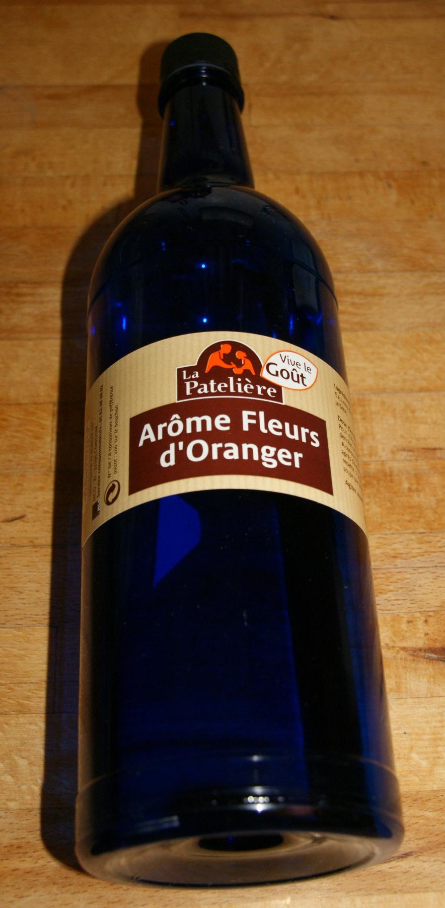 Arôme fleurs d'oranger - Product - fr