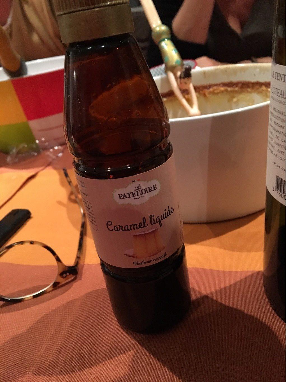 La patelière Caramel liquide La bouteille de - Produit - fr
