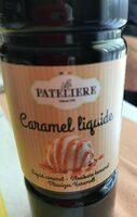 La patelière Caramel liquide La bouteille de - Informations nutritionnelles - fr
