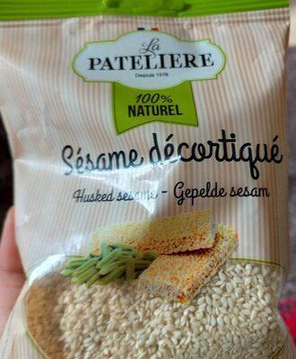 Sésame décortiqué - Informations nutritionnelles - fr