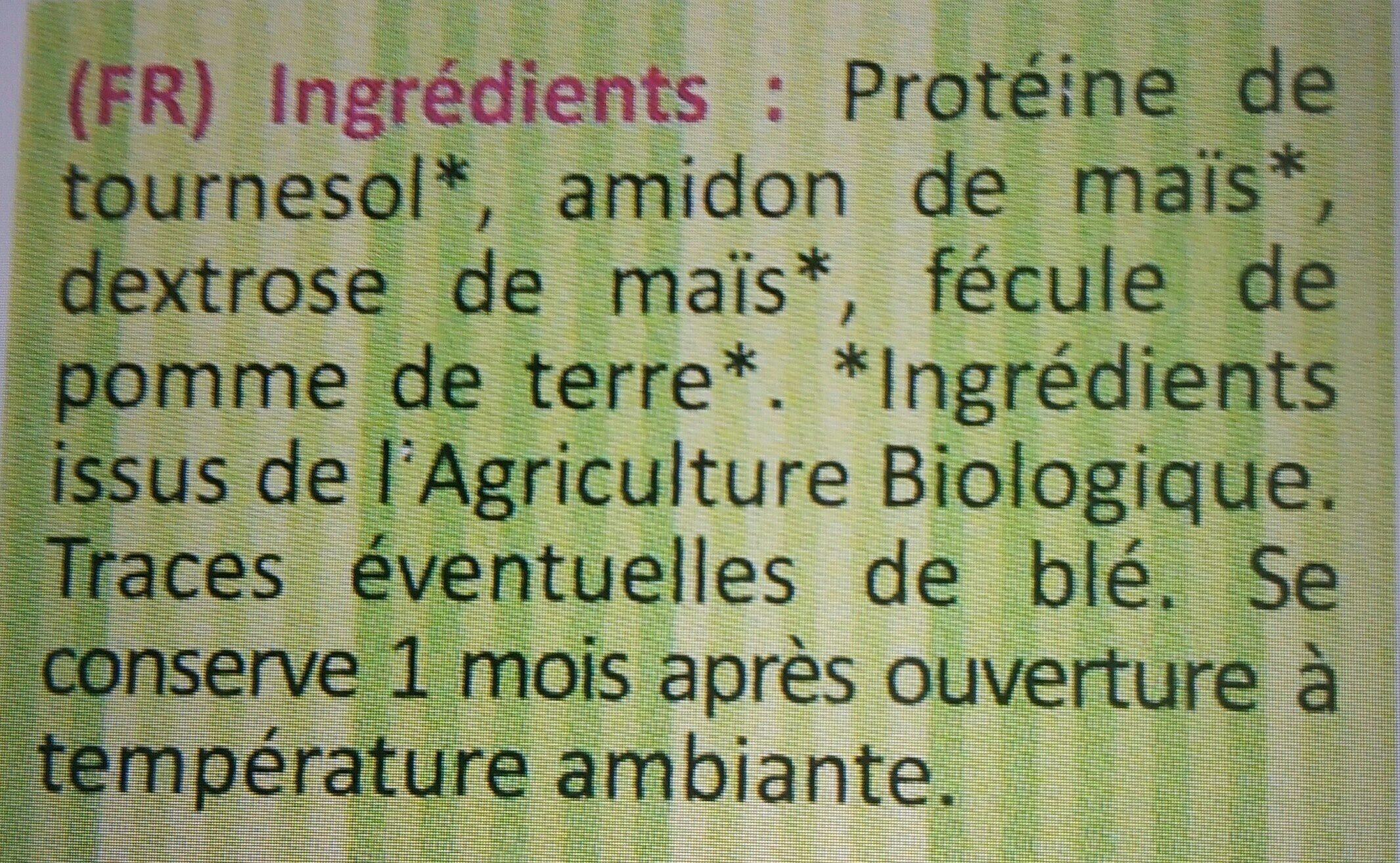 Epicerie / Epicerie Sucrée / Aides à La Pâtisserie - Ingredients