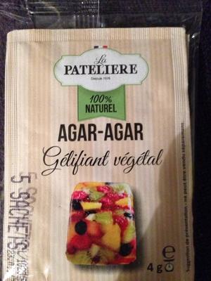 Agar agar gélatine - Produit - fr
