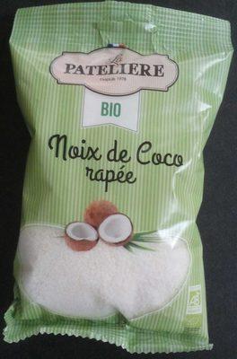Noix de coco bio râpée - Produit