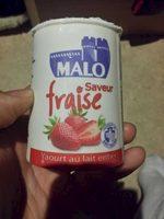 Yaourt Saveur Fraise - Product - fr