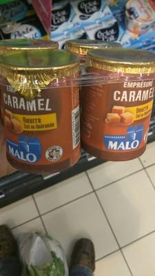 Emprésuré Caramel Beurre Sel de Guérande - 4