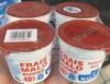 Fromage Frais Sucré 40% MG - Produit