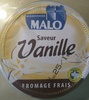 Saveur Vanille Fromage Frais - Product