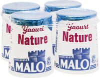Yaourt nature - Product - fr