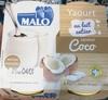 Yaourt au lait entier saveur Coco - Product