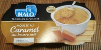 Mousse au Caramel au Beurre Salé - Produit - fr