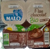 Flan chocolat bio - Product