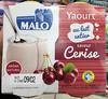 Yaourt au lait entier saveur cerise - Product